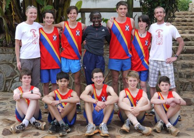 Scotch College and Lornah Kiplagat