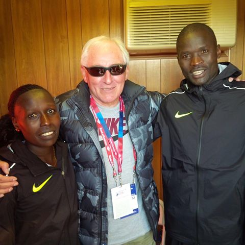 Abel Kirui Training and Chicago Marathon Victory