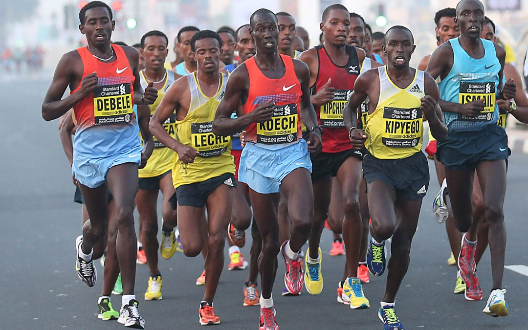 Kenyan Running Analysis – Why it's better to be good on the roads than great on the track