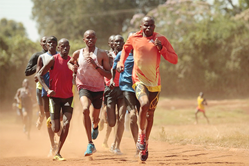 Gun Runners – The financial pressure of being a runner in Kenya