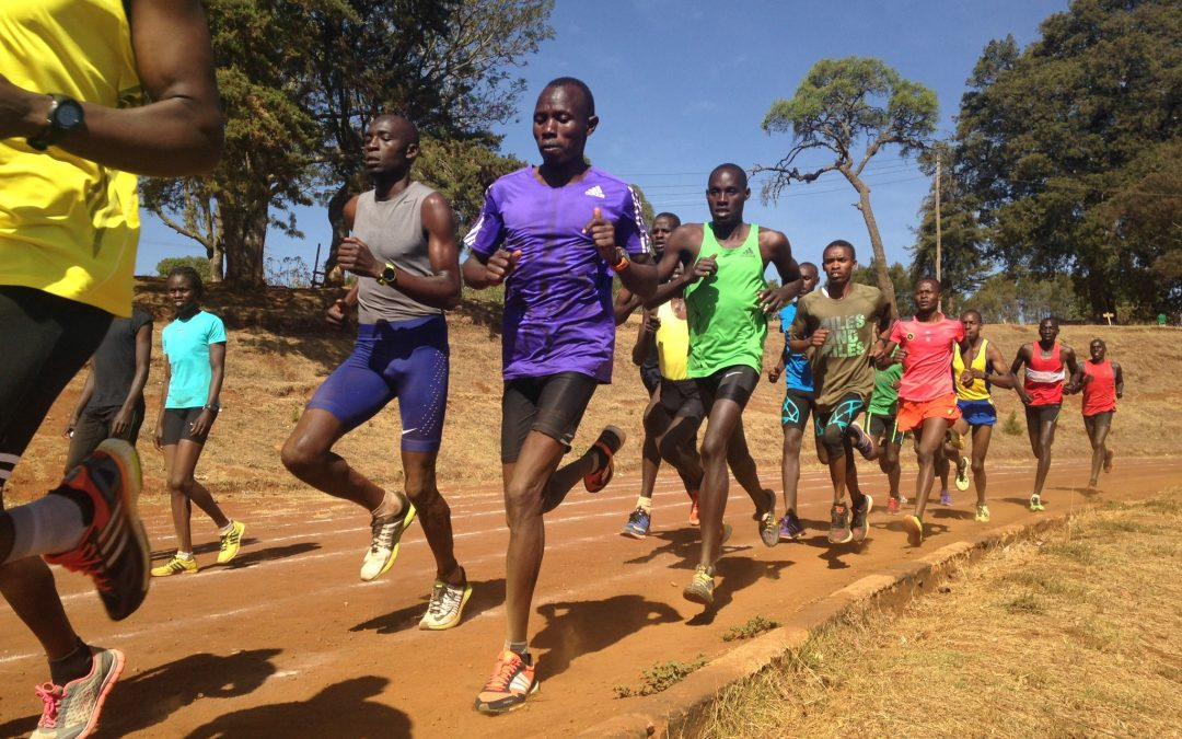 Kenyan Training Observation: Speed v Distance