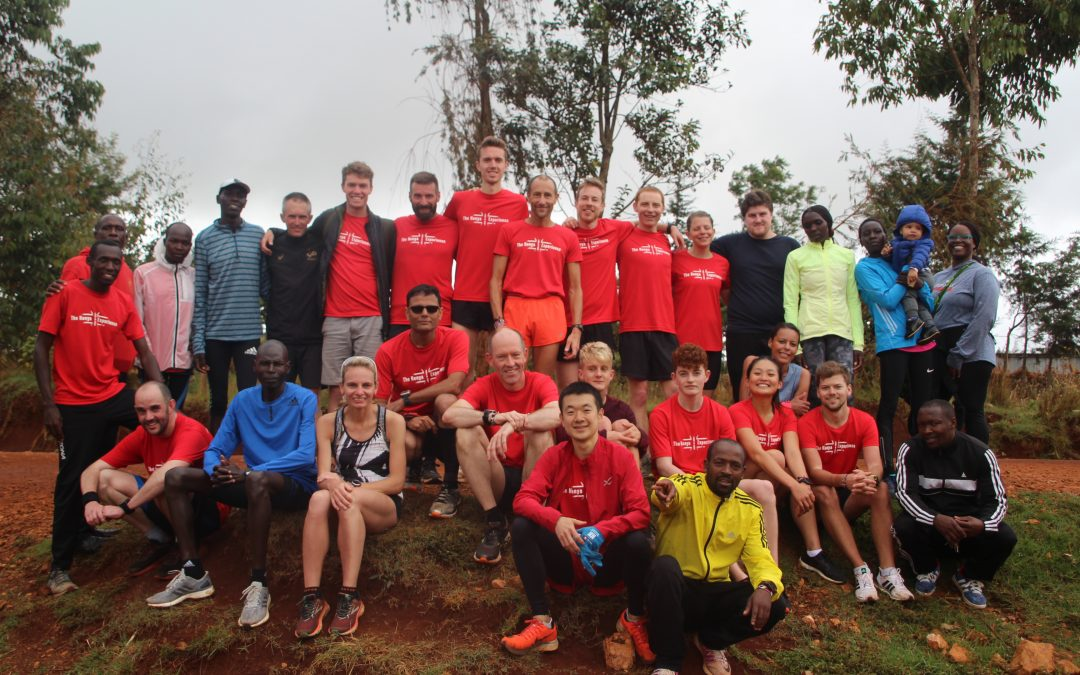 The Kenya Experience December 2018 Write Up