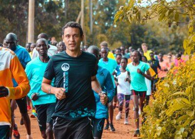 June 2019 run with kenyans camp