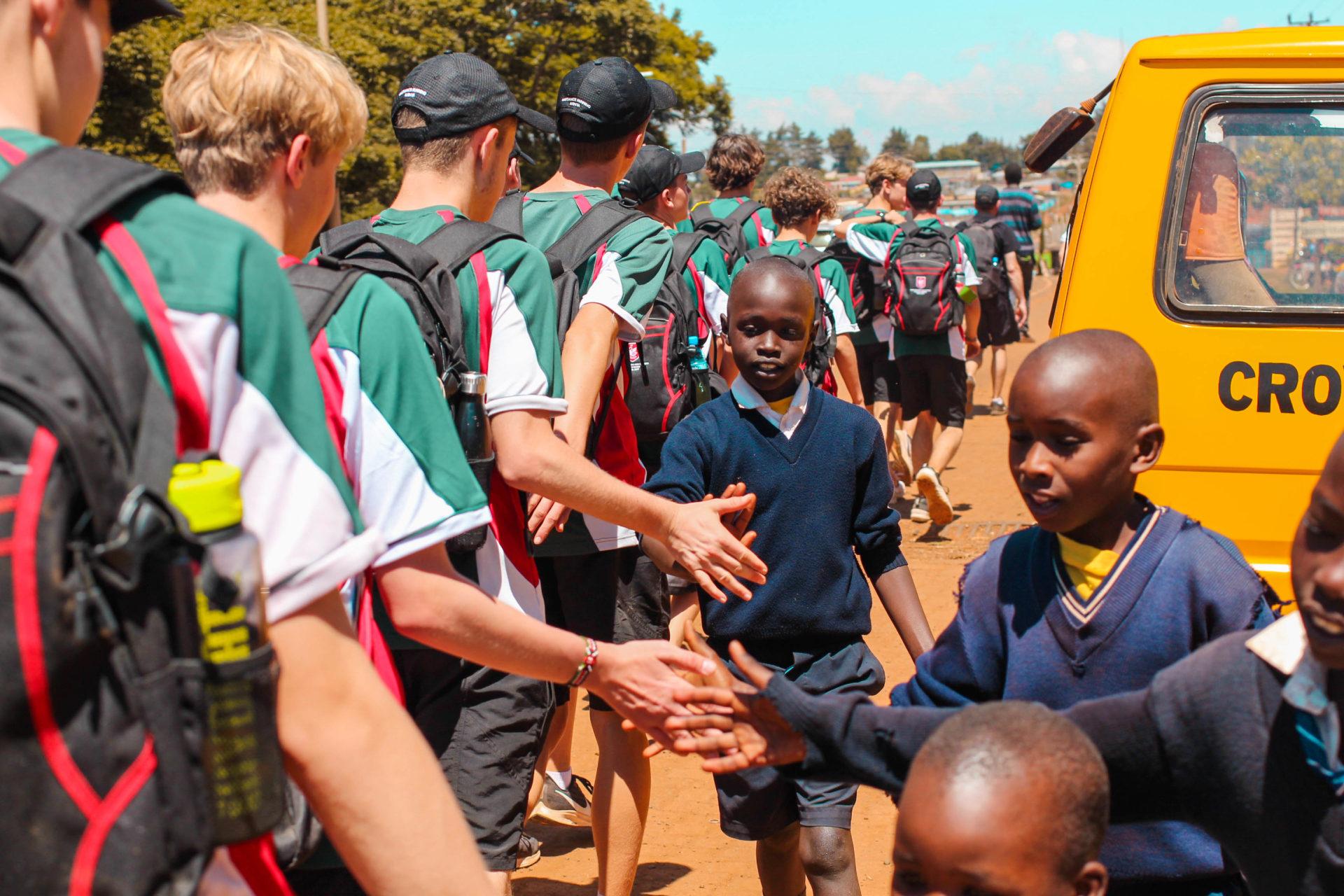 Westlake Boys School in Kenya