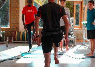 Coach Hugo exercises for runners