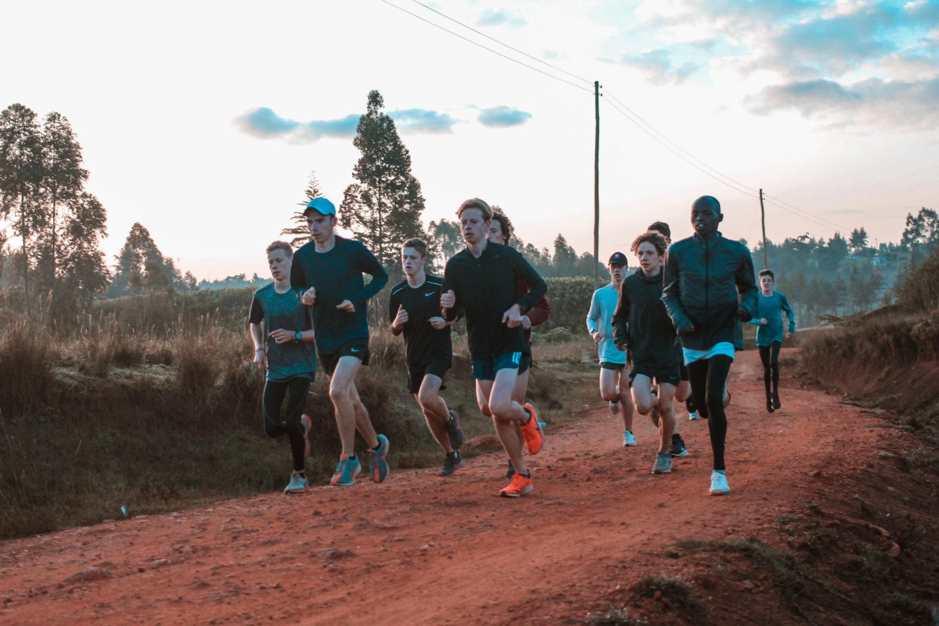 Altitude Training Camp for Schools