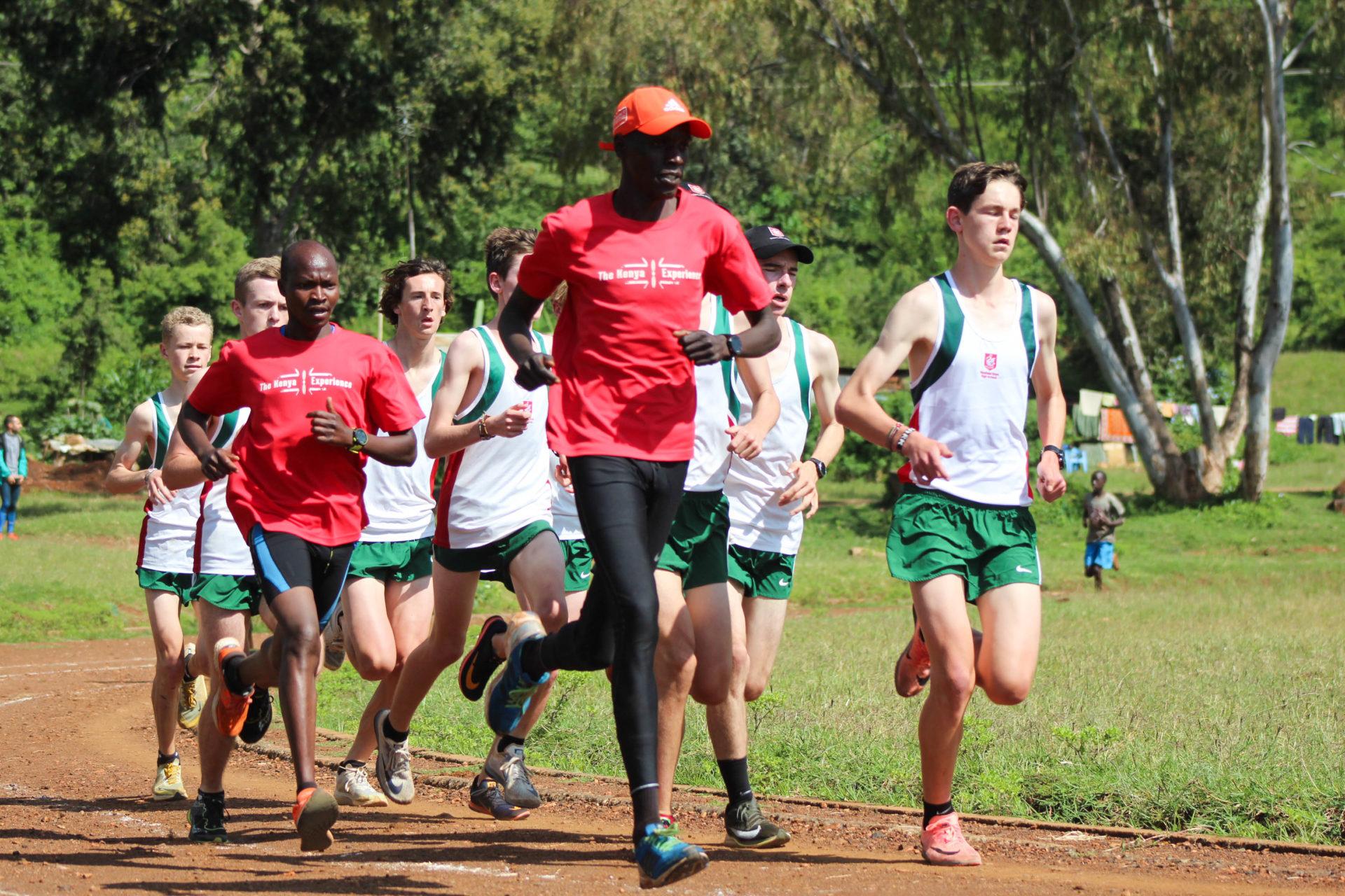 School Training Camp in Kenya