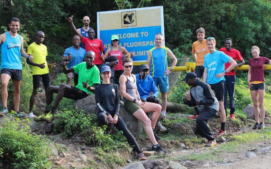 Camp Recap – June 2019 Running with the Kenyans