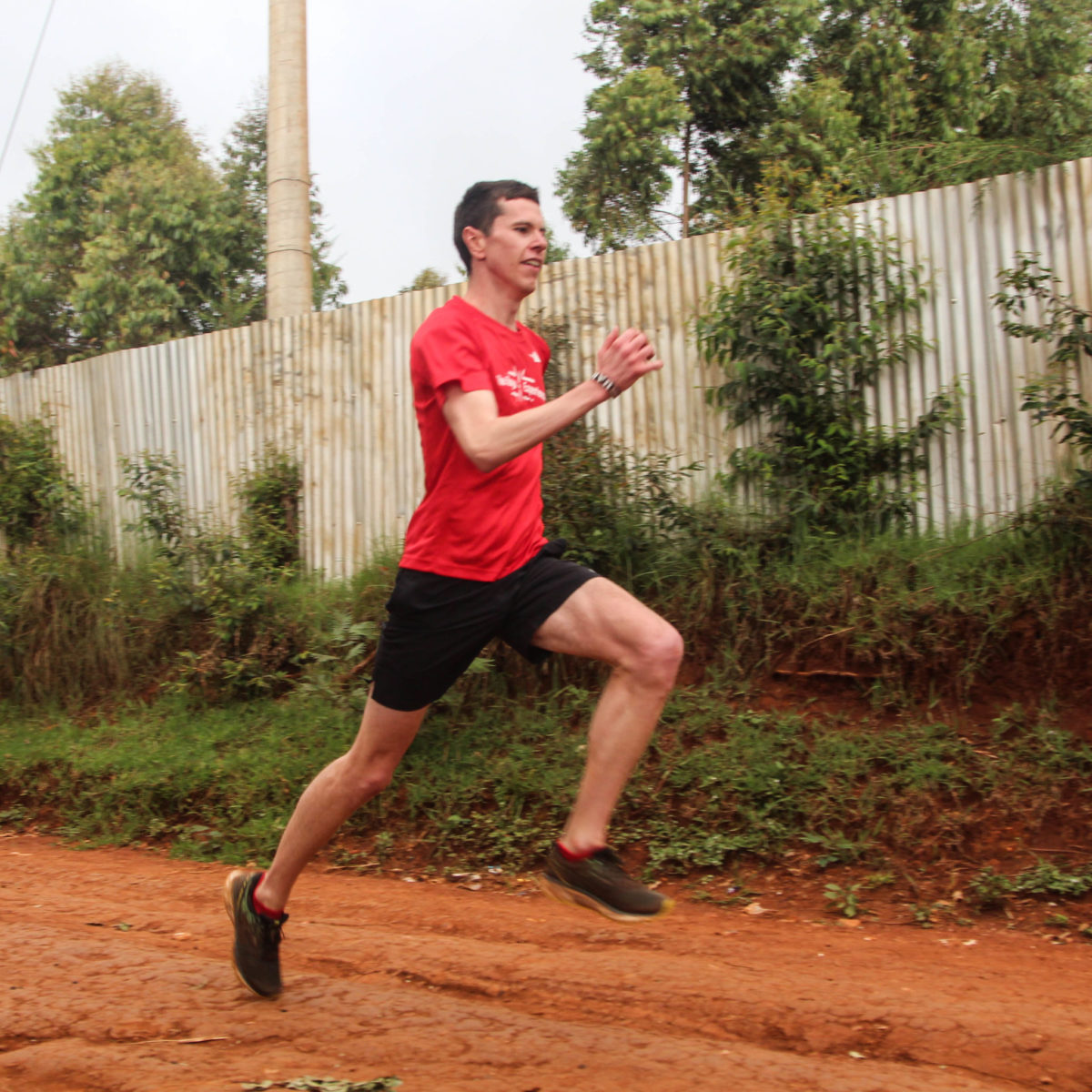Hill Training For Distance Runners