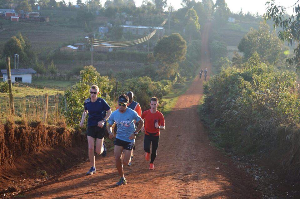 Photo Diary – Week 1 Training in Iten Kenya