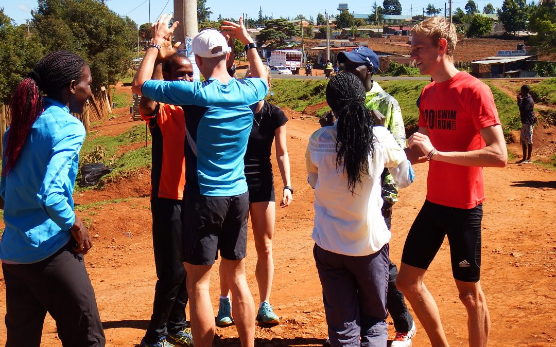A Personal Reflection on a Training Camp in Iten