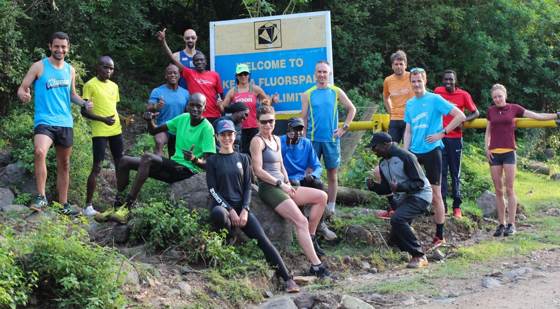 Camp Recap – June 2019 Running with the Kenyans