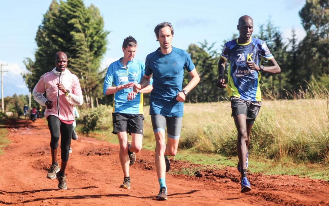 Base Training: A Typical Program for the 5-10k Runner